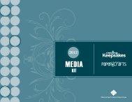 2012 Media Kit - Creating Keepsakes