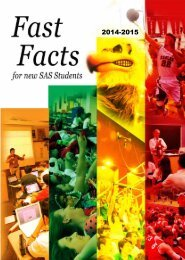 Fast Facts - Singapore American School