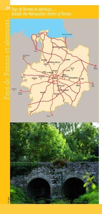 Pays de Rennes et alentours… - Office de Tourisme de Rennes ...
