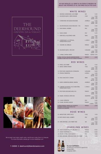 Deerhound Menu.pdf - Liberation Group