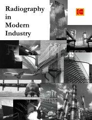 Radiography in Modern Industry - Kodak