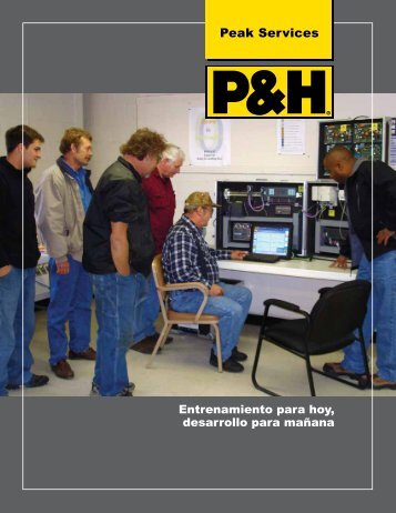 Peak Services - P&H MinePro Services