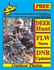 November 2010 Issue - Wvasportsman.net