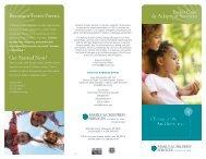 Foster Care Brochure.pdf - Family & Children Services