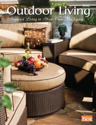 Inspired Living in Your Own Backyard - DoitBest.com