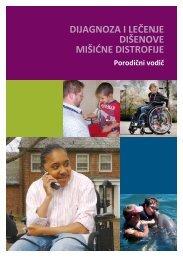 dijagnoza i lečenje dišenove mišićne distrofije - Treat-NMD