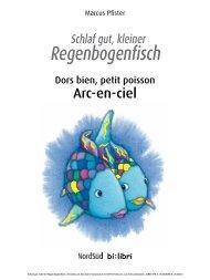 Schlaf gut, kleiner Regenbogenfisch | Kinderbuch Deutsch ... - Hueber