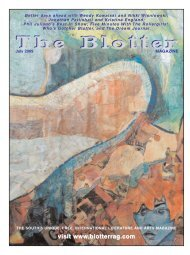 July - The Blotter