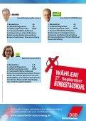 Der DGB fordert... ...und die Kandidatinnen und ... - DGB Mittelfranken - Seite 2