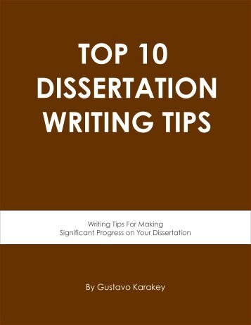 Top-10-Dissertation-Writing-Tips