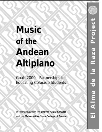 Music Andean Altiplano - Outreach World