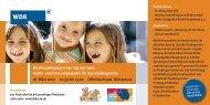 Medienpädagogischer Tag des wdr: Radio- und ... - Didacta