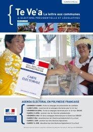 TE VEA n°33 elections 2012.pdf - Haut-Commissariat de la ...