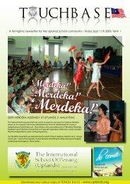 Merdeka! - The International School Of Penang