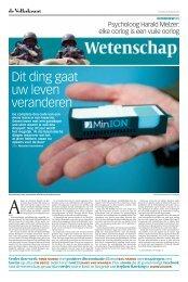 Read Article [PDF] - Cees Dekker Lab - TU Delft