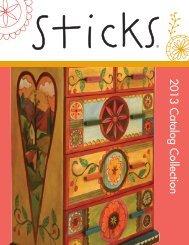 2013 Catalog Collection - Sticks.com!