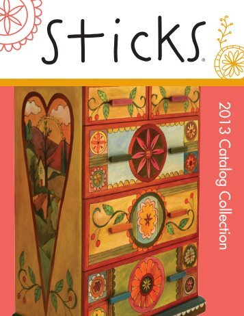 2013 Catalog Collection - Sticks.com!