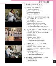 prospectus final allied.pdf - University of Sri Jayewardenepura