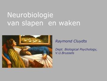 Neurobiologie van slapen en waken - Danone Institute
