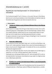 ORM, Protokoll vom 4.07.2012 neu - bei der Stadt Sindelfingen