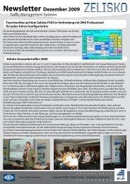 Newsletter Dezember 2009 (484 KB) - Zelisko