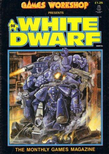 White Dwarf 098 - Lski.org