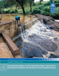 INtEGrAtING ENErGy ACCESS AND EMPloyMENt CrEAtIoN to ...