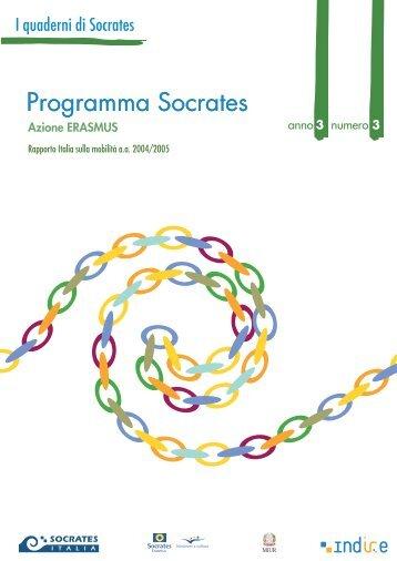 Programma Socrates: azione Erasmus