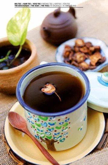Biologice - Mount Everest Tea Company GmbH