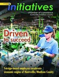 April 2006 - Huntsville/Madison County Chamber of Commerce