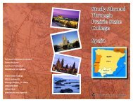 Download brochure. - Prairie State College