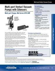 TOC Intro.qxd:MET2 v5.qx5 - Vaccon Vacuum Products
