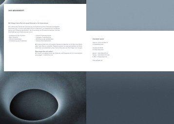 """""""Metall veredeln"""" (pdf) - POLIGRAT GmbH"""