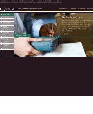 Production « L'Oréal: 2009 Sustainable Development Report