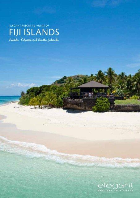 Fiji Islands Elegant Resorts And Villas