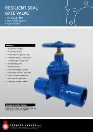 download brochure - Premier Valves