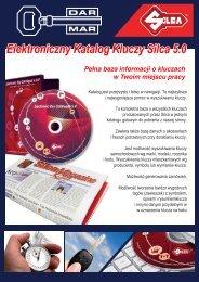 Elektroniczny Katalog Kluczy Silca 5.0 - Dar-Mar