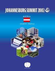 Austria, country profile 2002