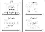 Revisão de Matemática Financeira - IAG - A Escola de Negócios da ...