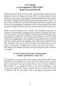 Ave Maria Imperatrice, Aiuto dei Cristiani. - maria-europa.eu - Page 3