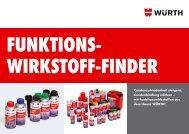 Funktionswirkstoff-Finder - Würth