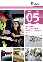 Informationsbladet maj 2012 - Södertälje kommun