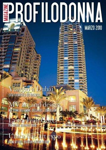Marzo 2010 - Profilo Donna Magazine