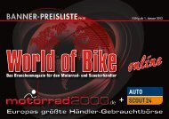 Mediadaten Mo2000 - World of Bike