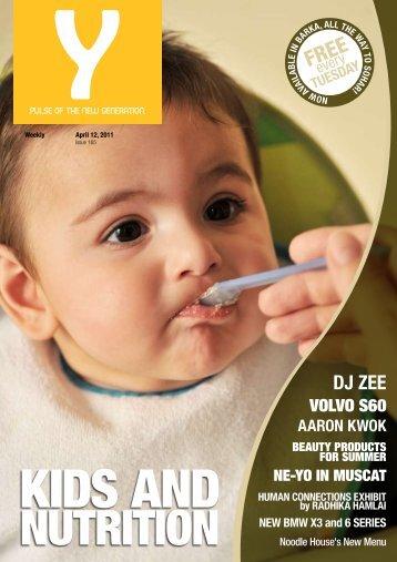 Y- April 12,2011 - Issue 165 - Y-oman.com