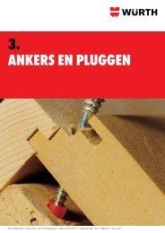 3. Ankers en pluggen - Würth Nederland