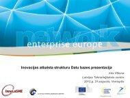 Atbalsta iespējas maziem un vidējiem uzņēmumiem - VATP