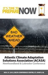 Its Time to Prepare Now Conference Agenda.pdf - Atlantic Climate ...