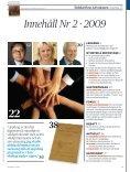 Det finns en stor oförståelse för vilka skador - Advokatsamfundet - Page 3