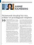 Det finns en stor oförståelse för vilka skador - Advokatsamfundet - Page 4